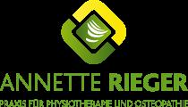 Annette Rieger – Praxis für Physiotherapie und Osteopathie Logo